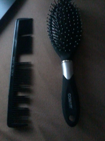 YAY for a brush!
